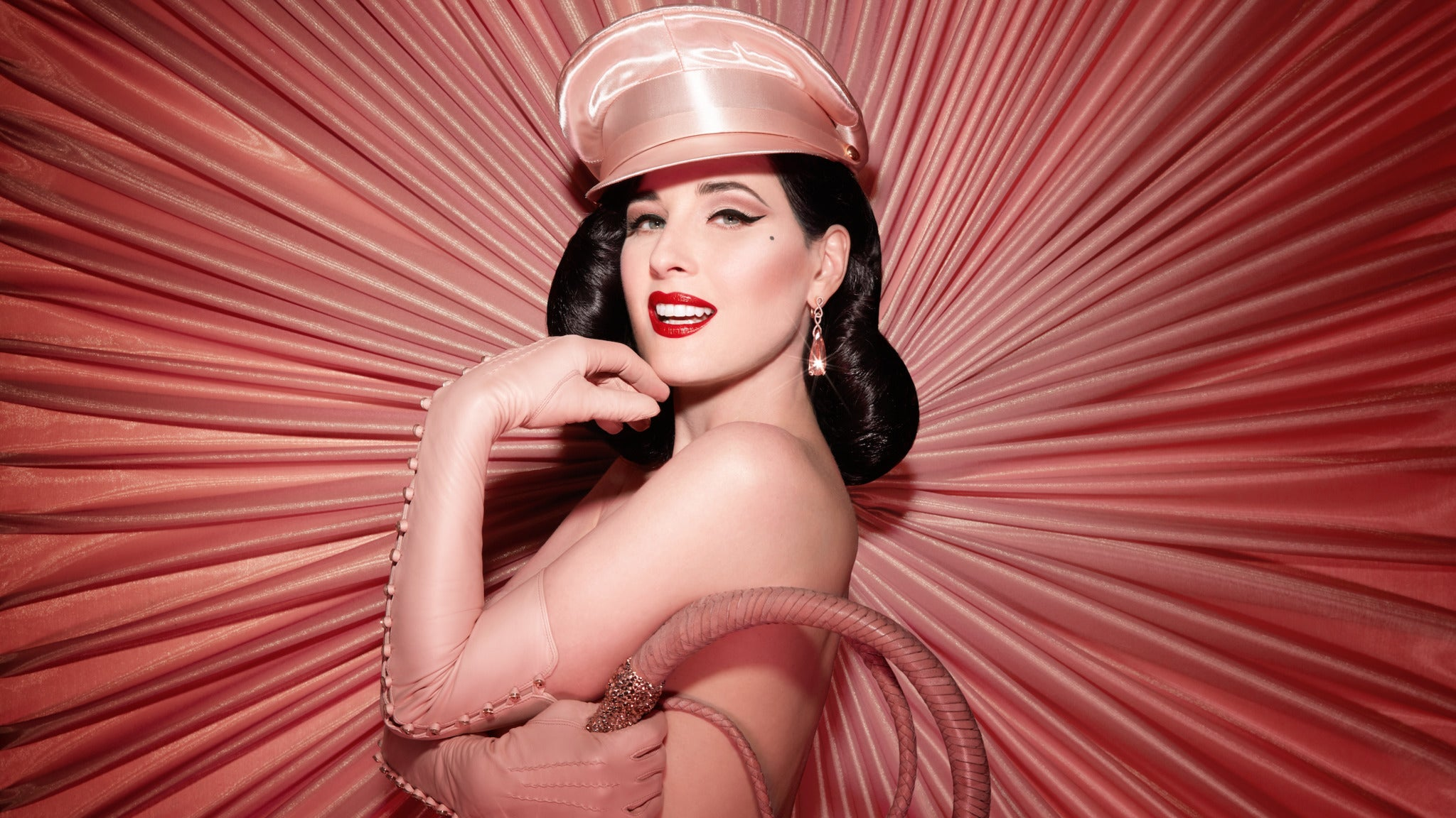 Dita Von Teese: GLAMONATRIX at Paramount Theatre - Denver, CO 80202