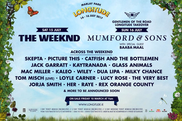 Longitude - Friday VIP Ticket
