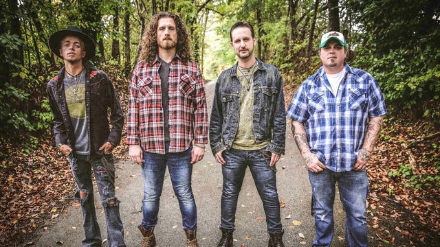 BLACK STONE CHERRY...presented by JSP Productions