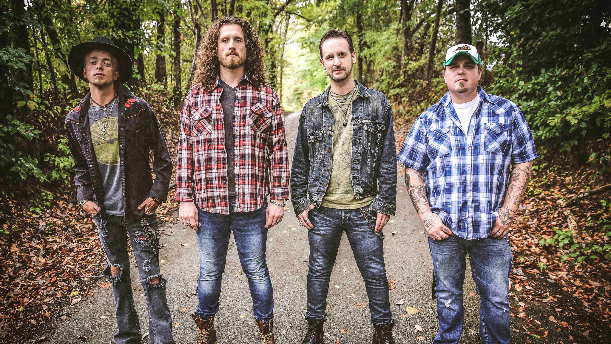 Black Stone Cherry at SideTracks Music Hall