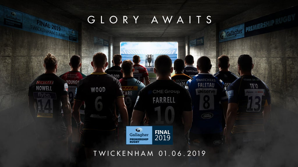 Gallagher Premiership Rugby Final Seating Plan Twickenham Stadium