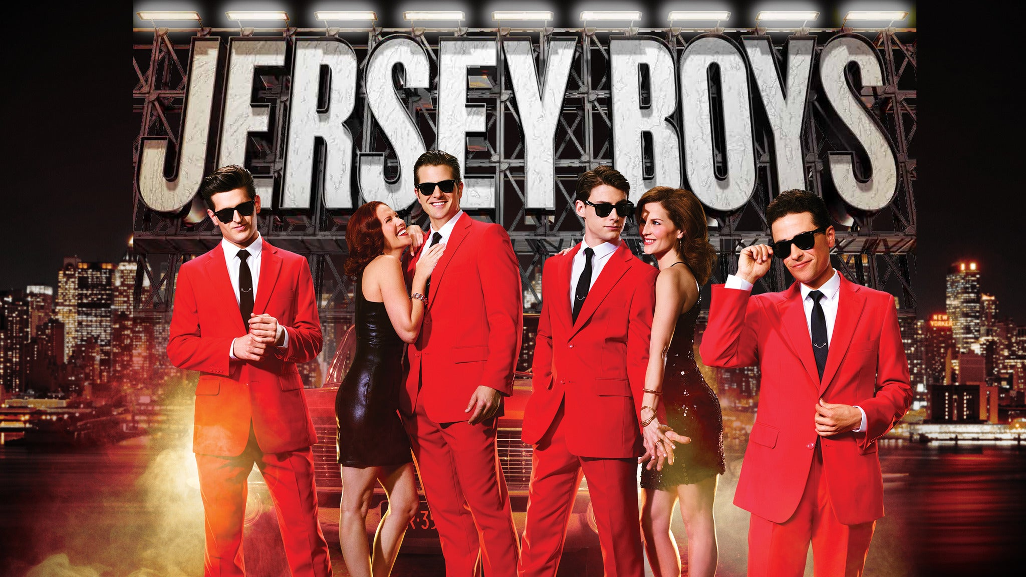 Jersey Boys (Touring) at Elliott Hall of Music