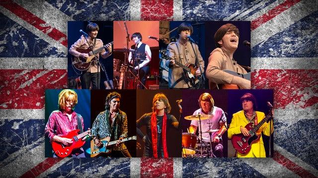 Beatles vs. Stones - A Musical Showdown