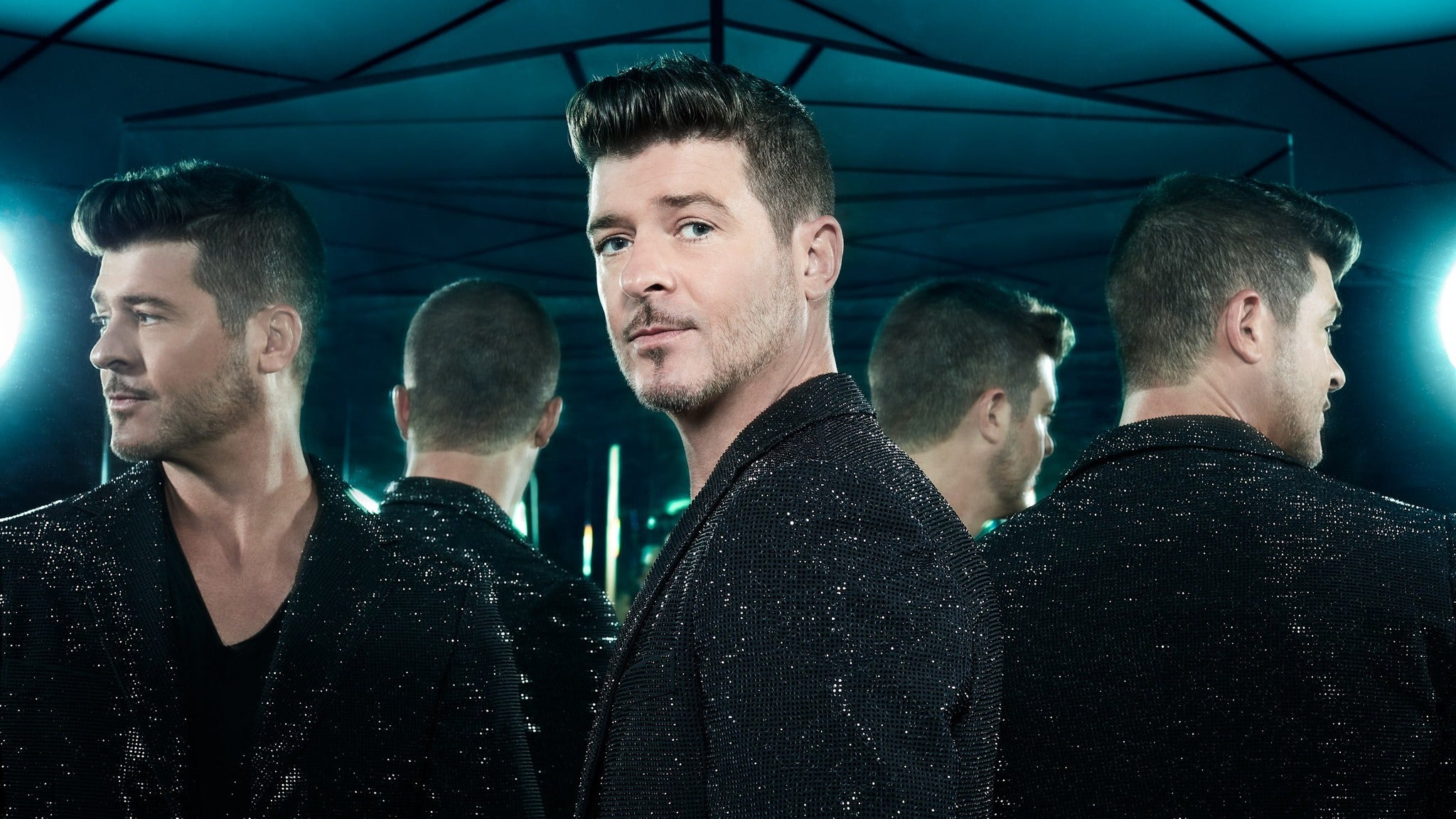 Robin Thicke VIP Meet & Greet Upgrade (Ticket Not Included)
