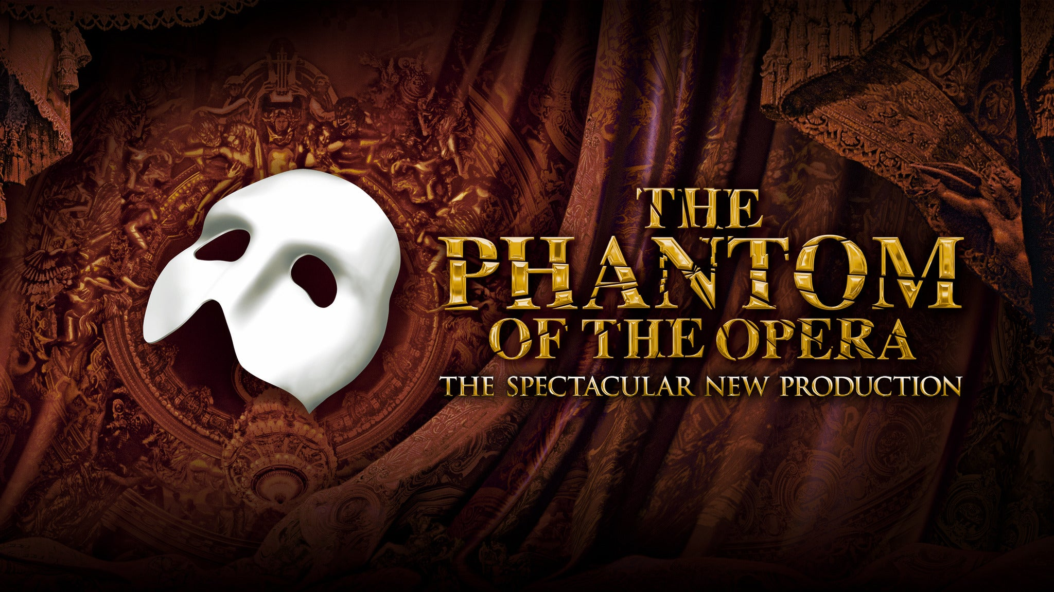 Phantom Of The Opera at Benedum Center