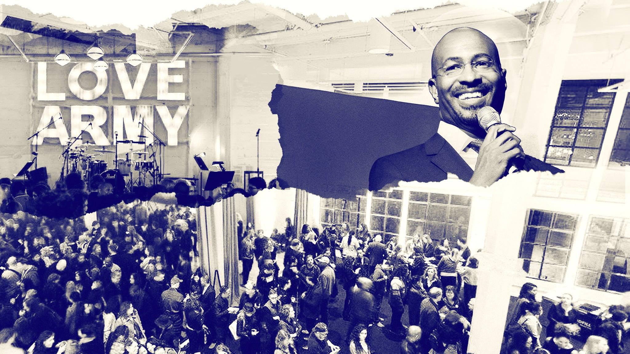 Van Jones: We Rise Tour powered by #LoveArmy