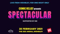 Comic Relief Spectacular Seating Plan SSE Arena Wembley