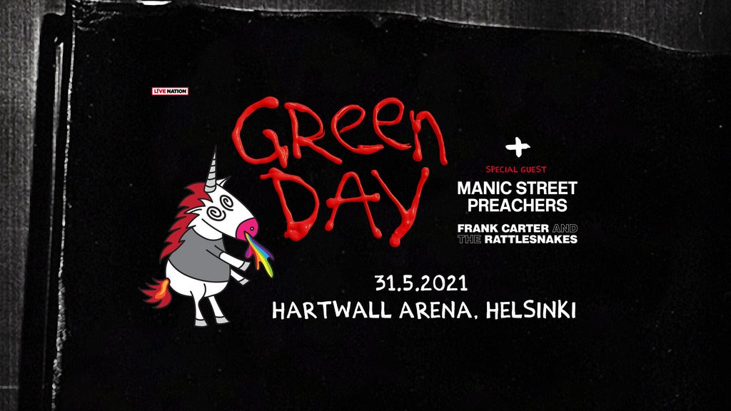 Hotels near Green Day Events