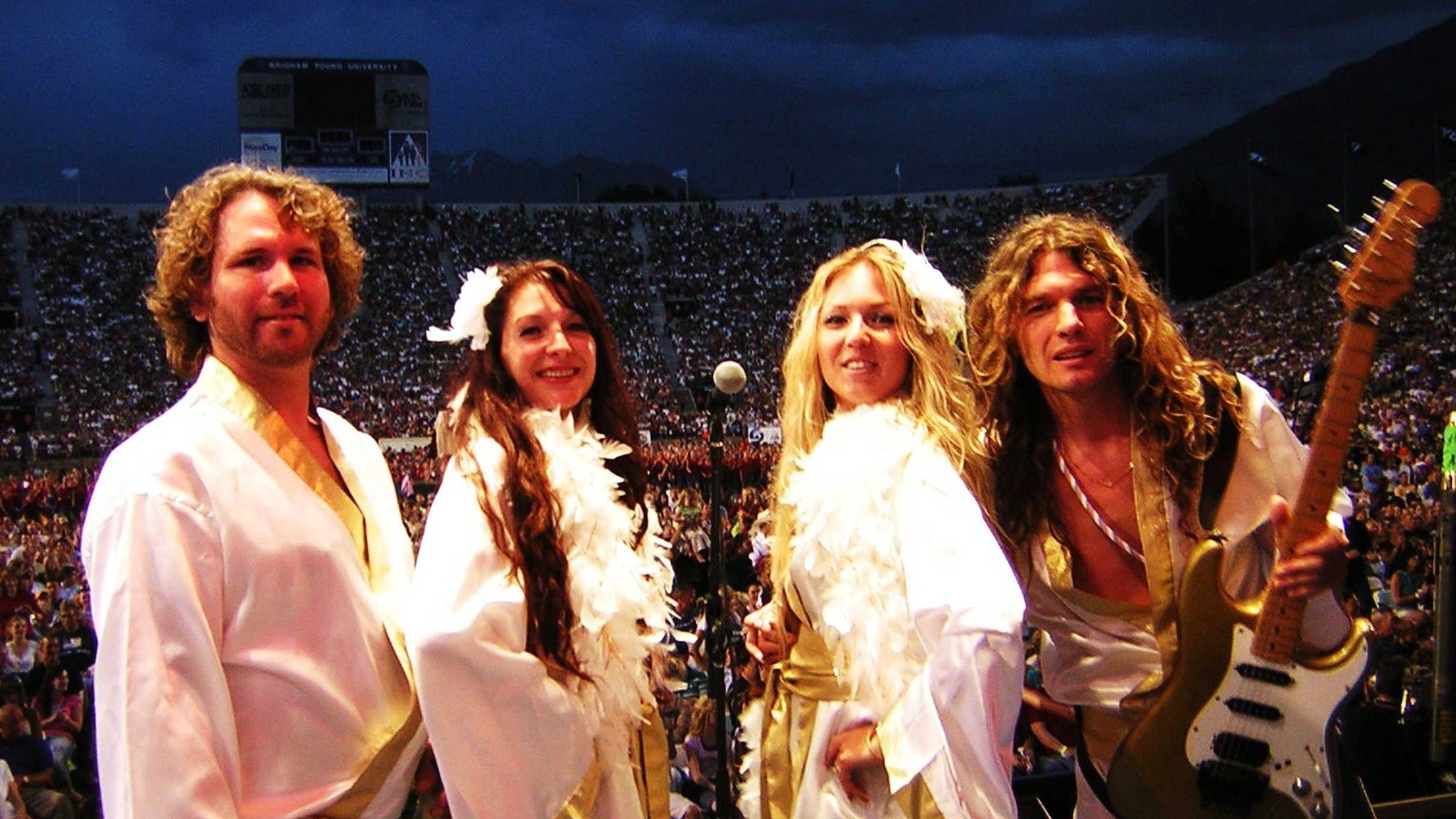 Almost AHBA-The World's #1 Tribute to ABBA