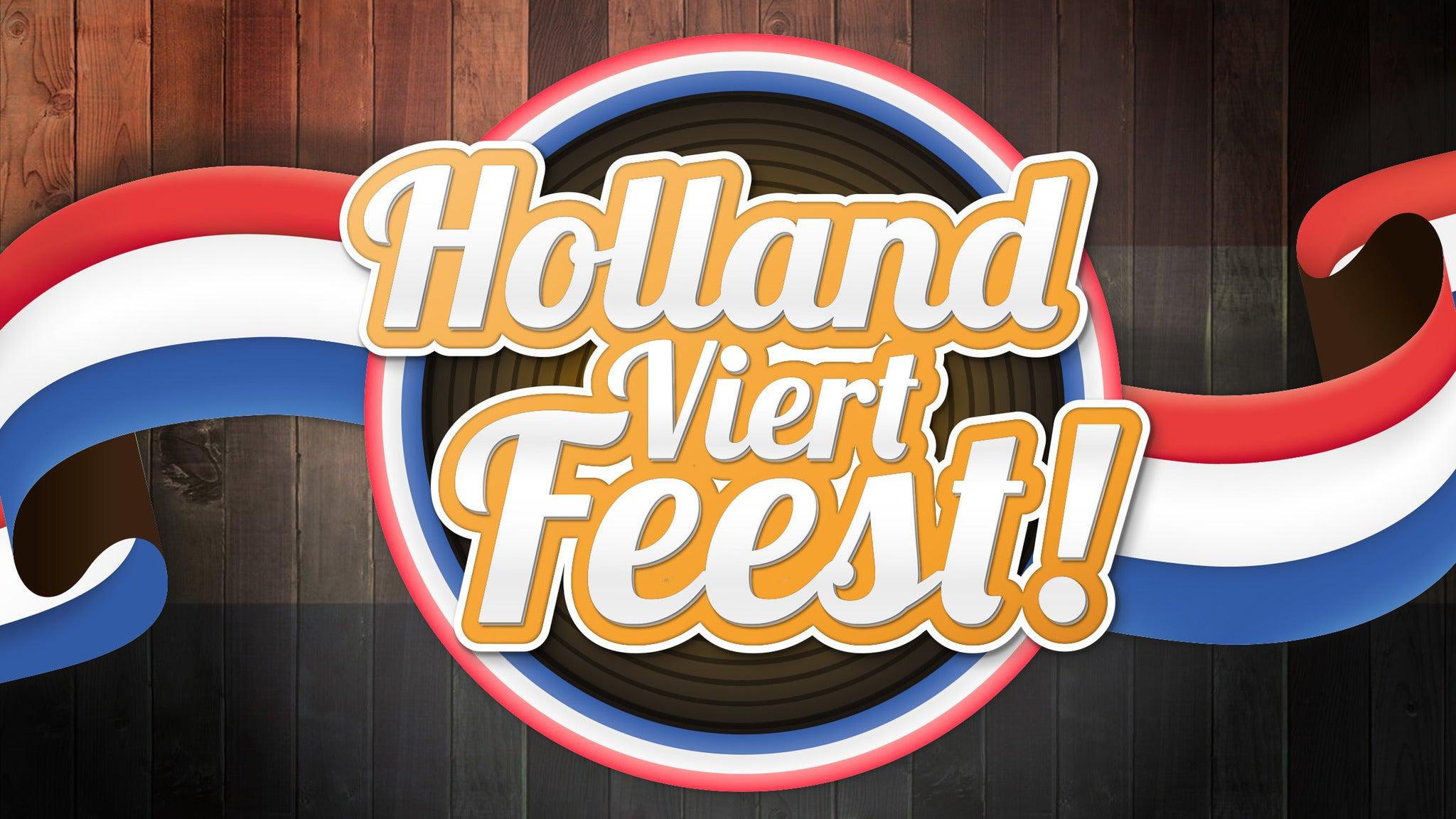 Holland Viert Feest! De grootste kroeg van de regio
