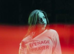 Tate McRae, 2021-09-28, Манчестер