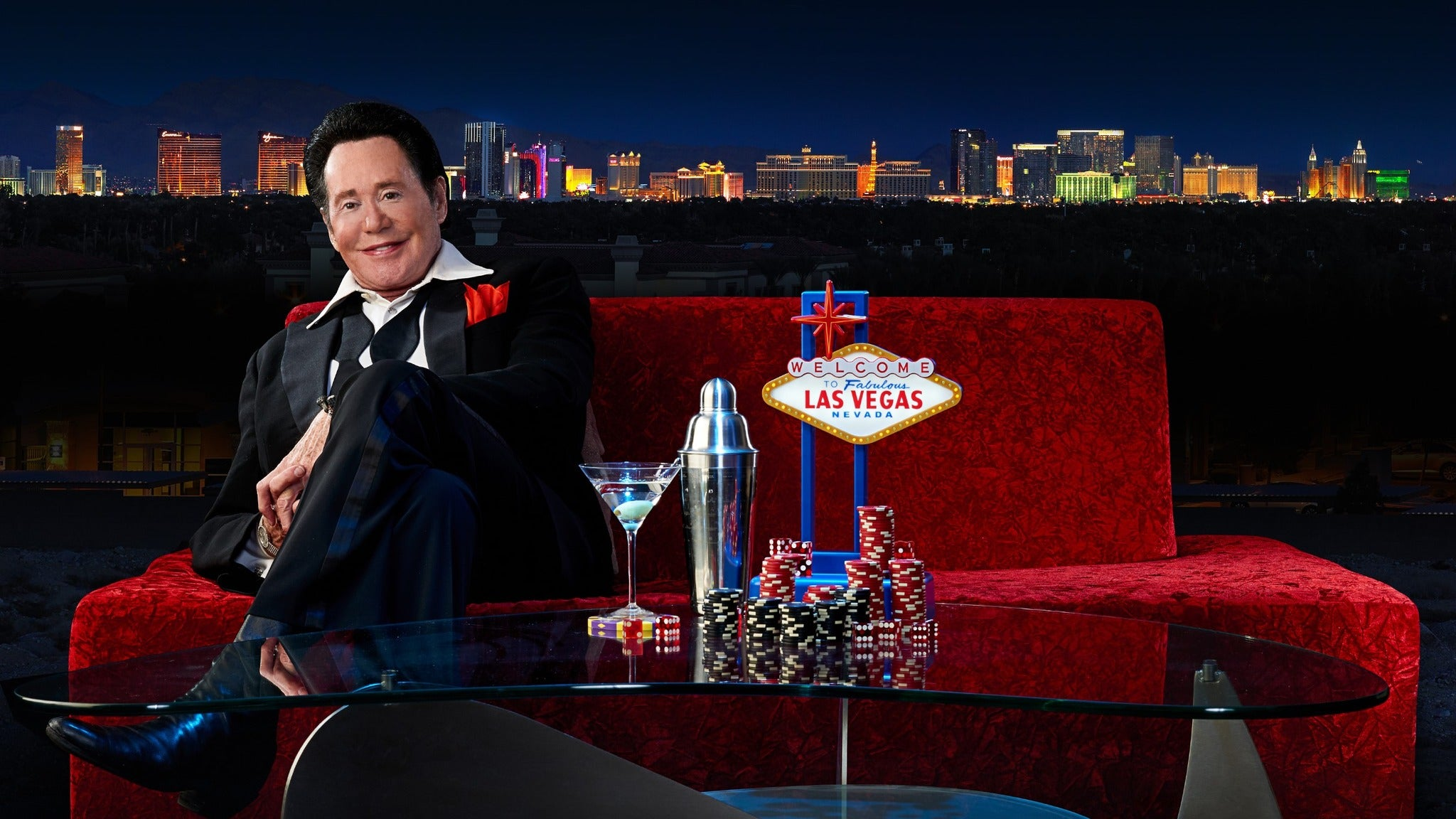 Wayne Newton at Seminole Casino Coconut Creek