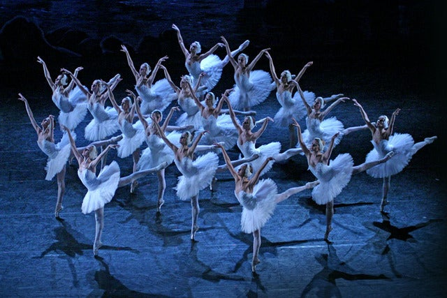 Swan Lake - The Moscow City Ballet