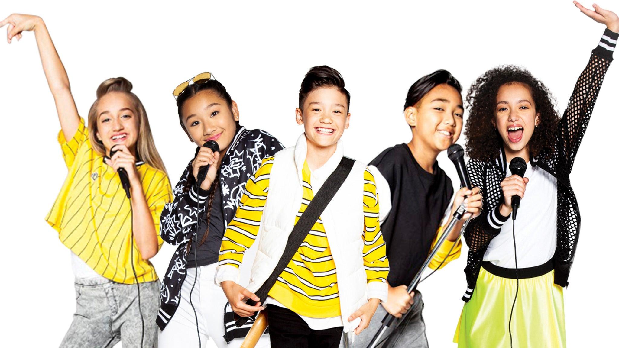 Mini Pops Kids Live! The Bright Lights Concert Tour