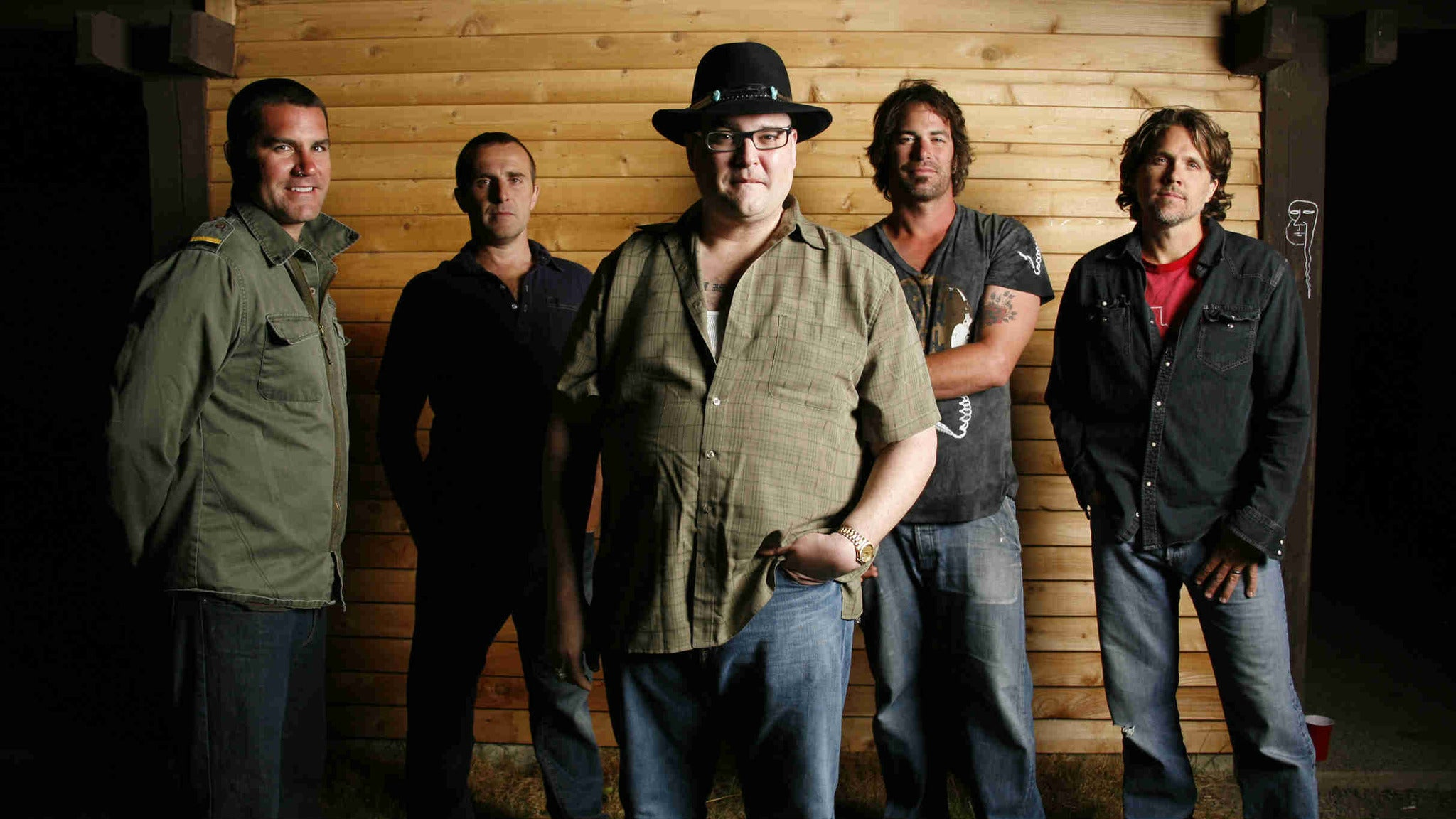 Blues Traveler at Iron City-Birmingham
