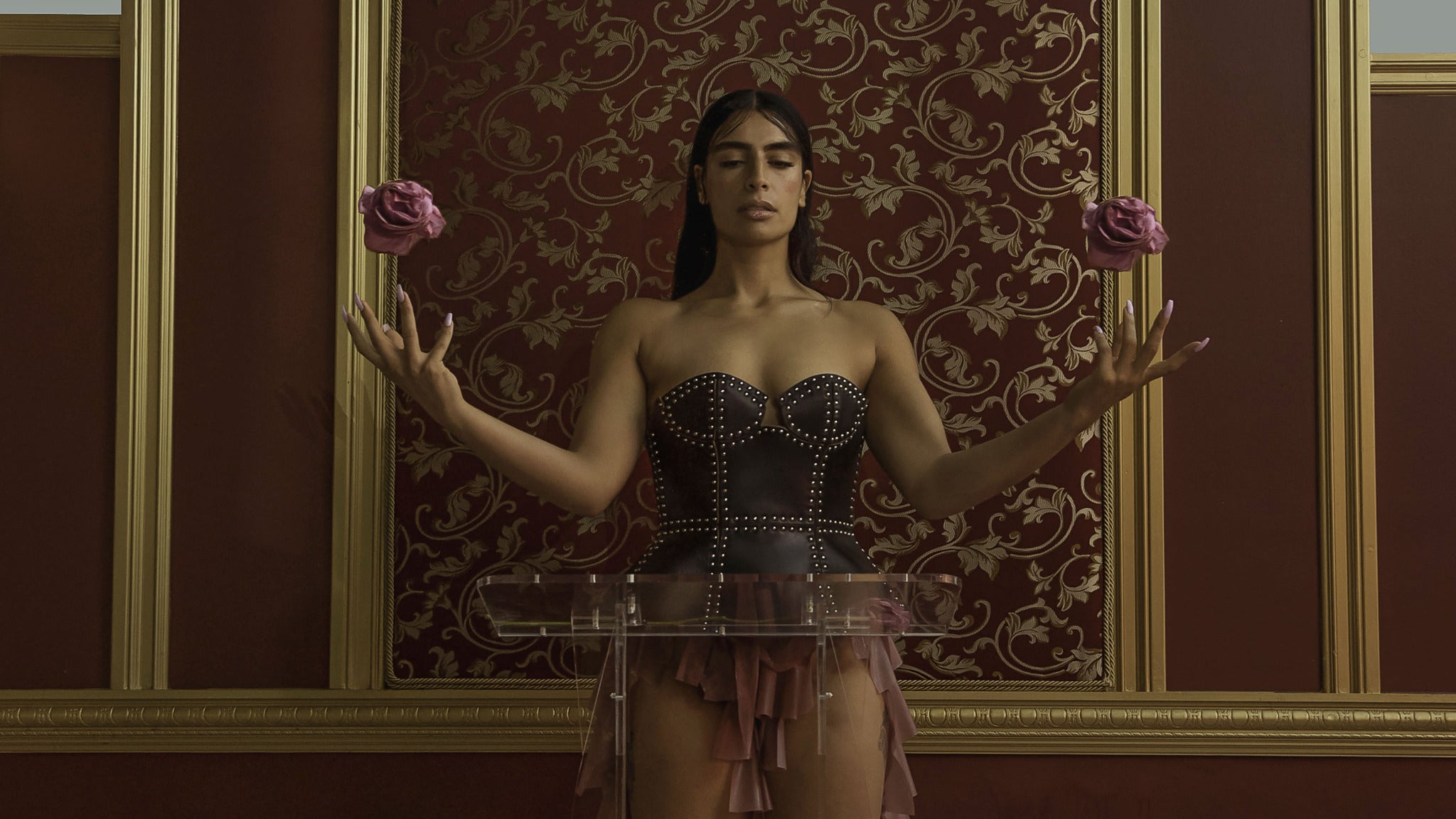 Sevdaliza tickets (Copyright © Ticketmaster)