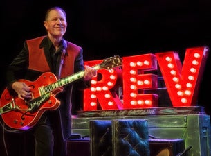 Reverend Horton Heat w/ The Hooten Hallers