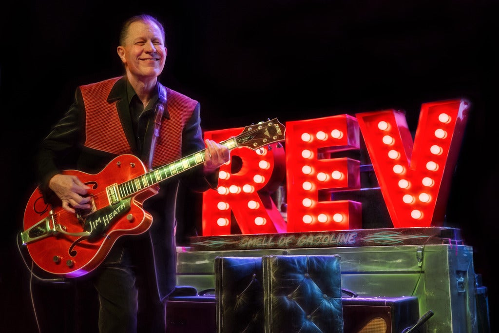 Reverend Horton Heat & the Delta Bombers