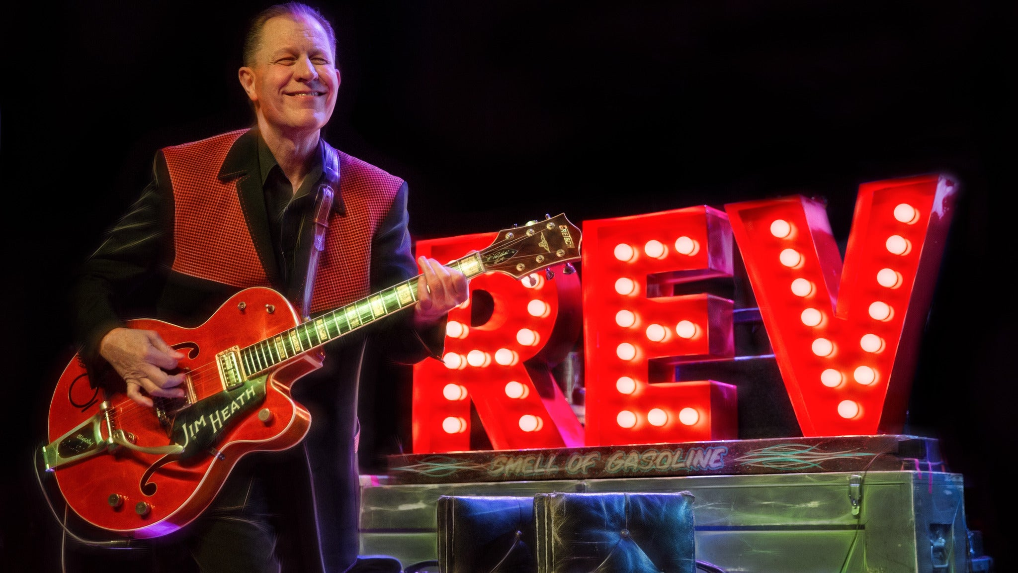 Reverend Horton Heat at Hodi's Half Note