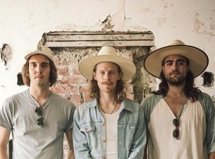 Caamp w/ The Ballroom Thieves