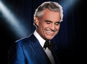 Andrea Bocelli In Concert With The Seattle Symphony