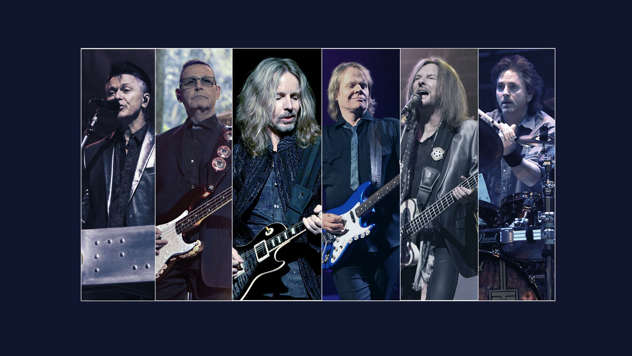 Styx presale passcode for early tickets in Southaven