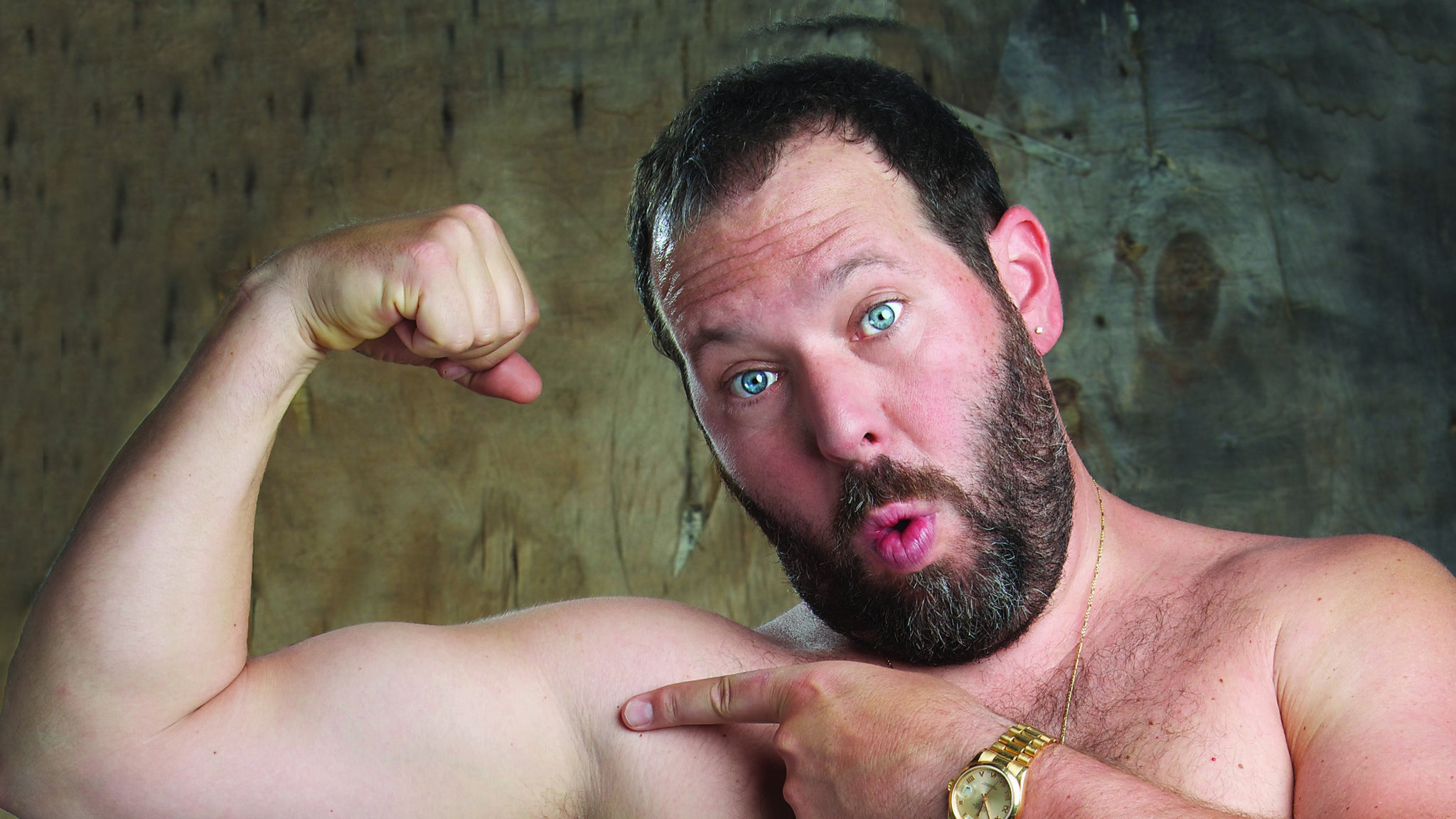 Bert Kreischer--Body Shots Tour