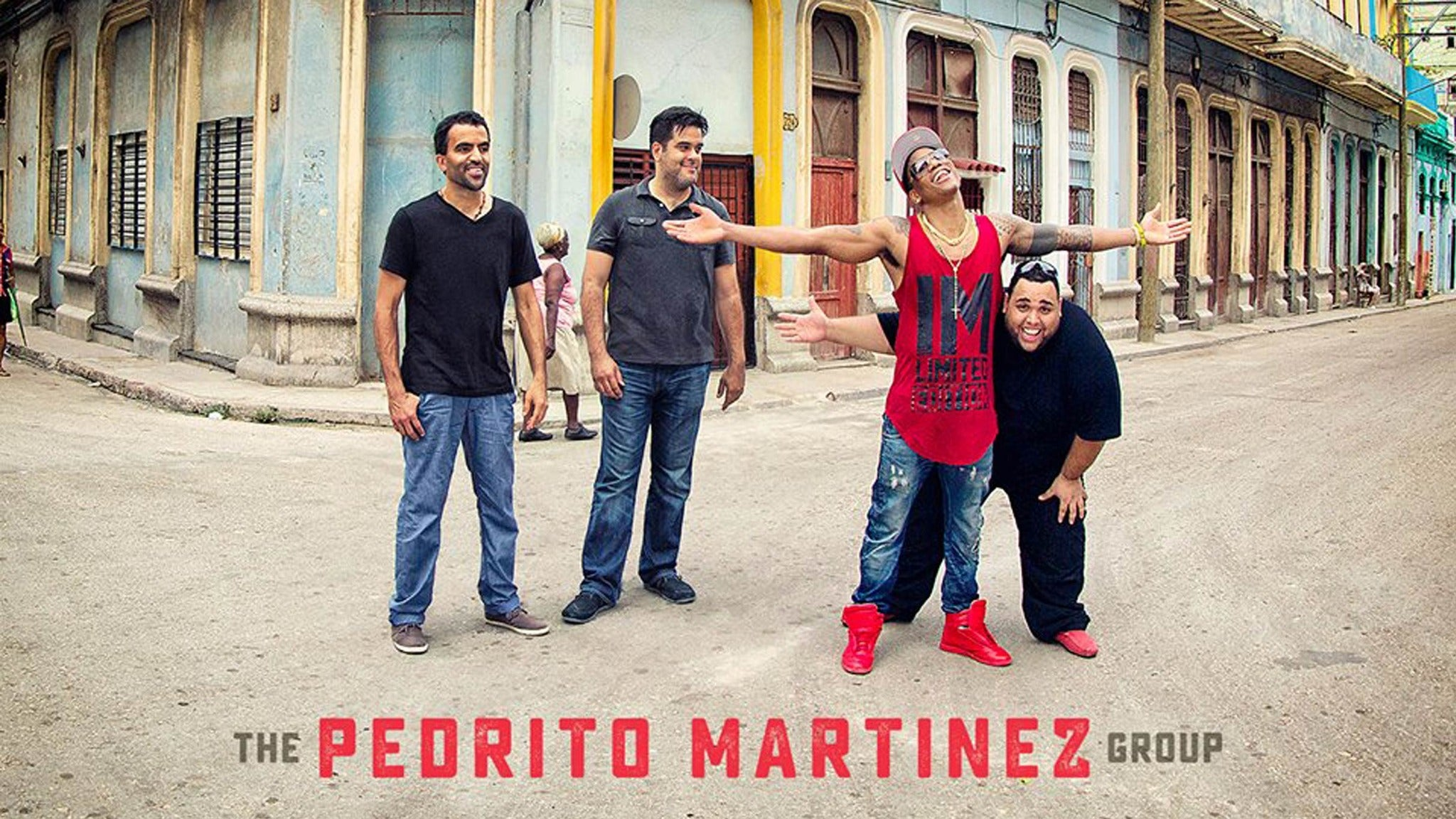 Pedrito Martinez Group Feat. Conrad Herwig