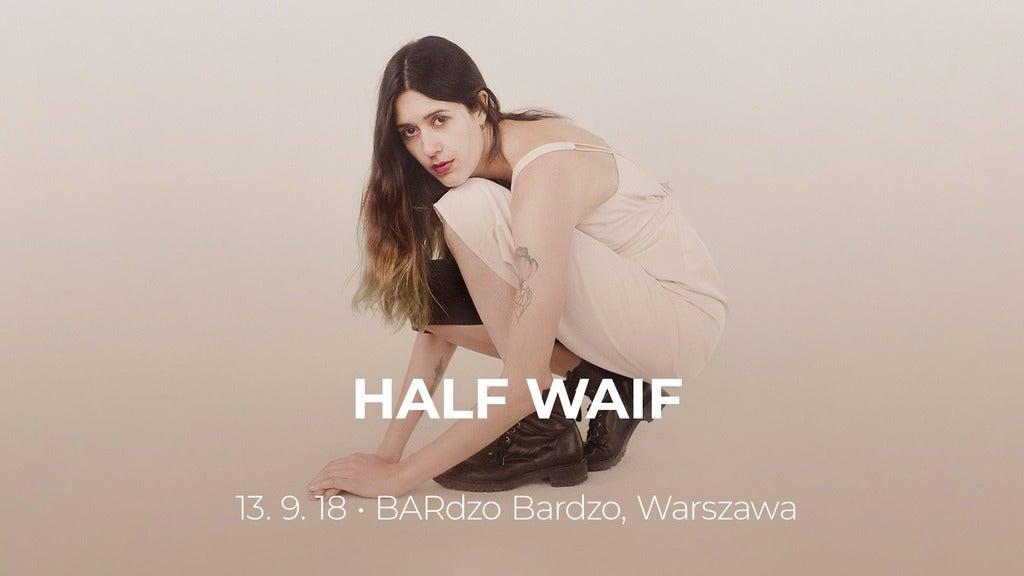 Hotels near Half Waif Events