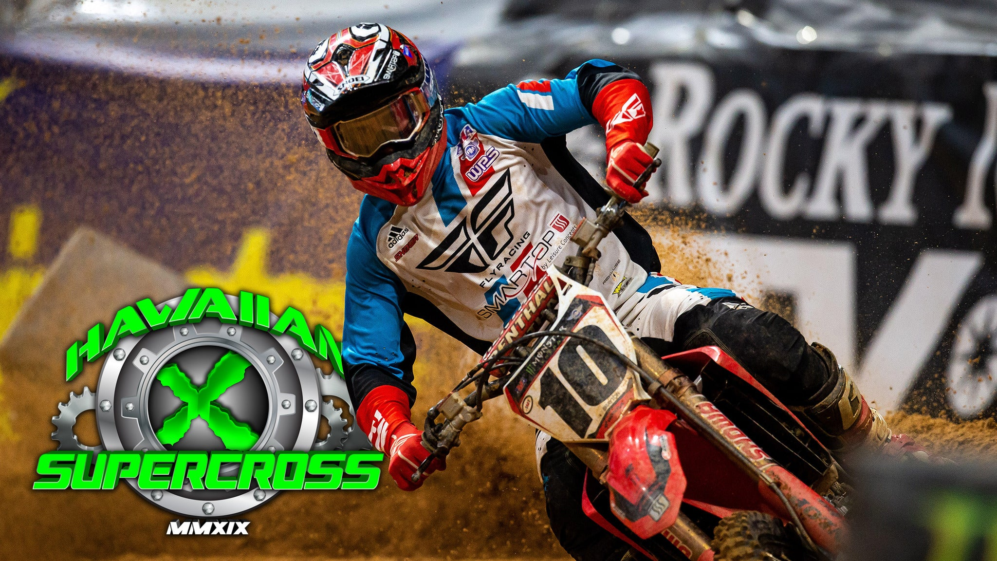2020 Hawaiian Supercross at Aloha Stadium