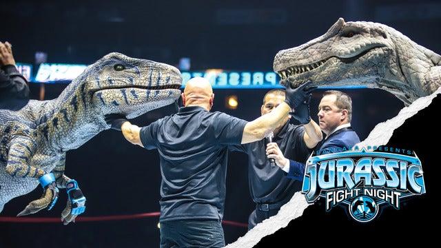 Jurassic Fight Night