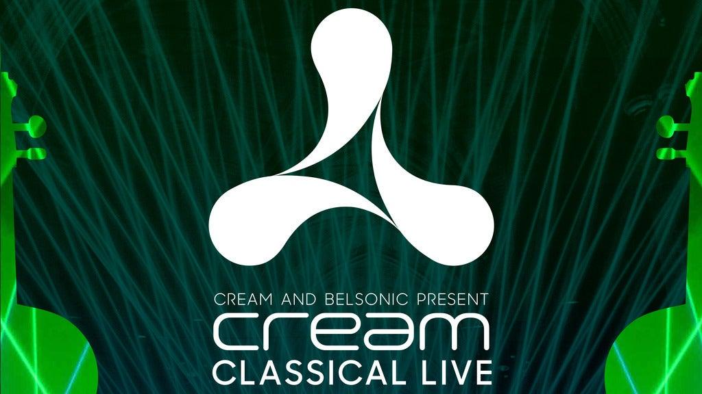Hotels near Cream Classical Events