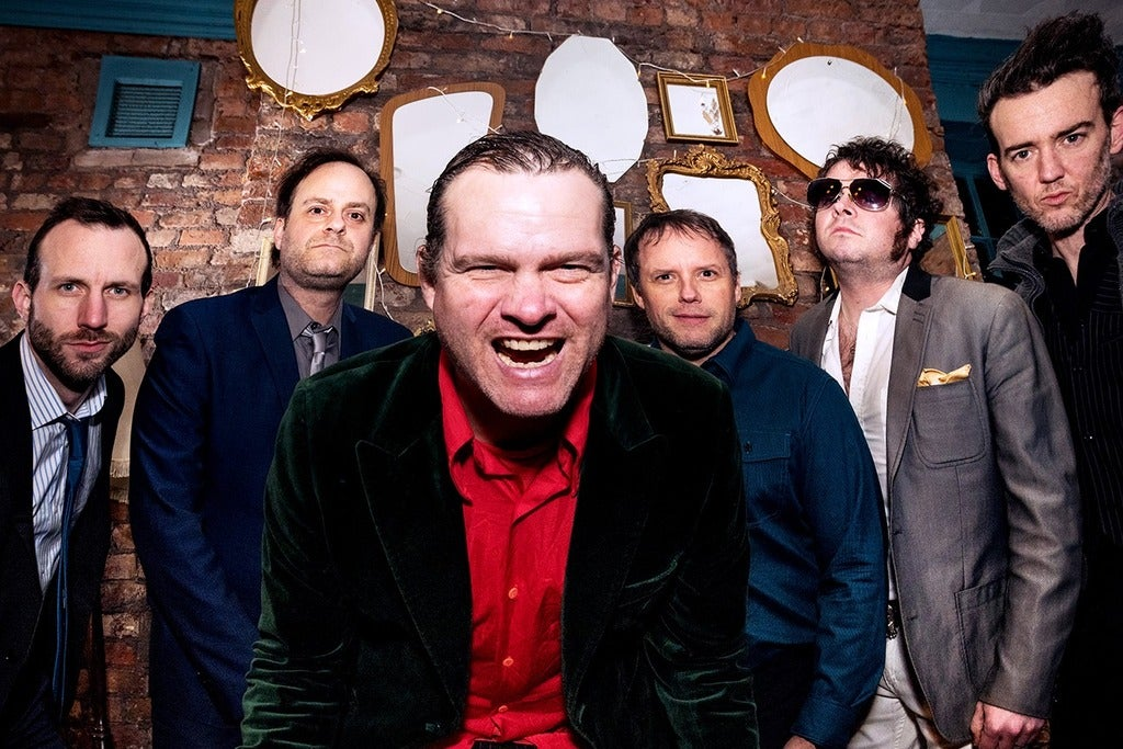 Electric Six + support
