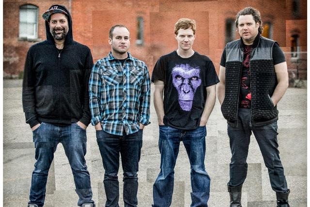 All Good Presents: THE DISCO BISCUITS 4/24