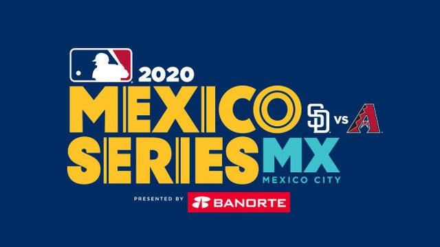 MLB Mexico City Series