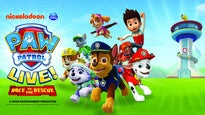 PAW Patrol Live!: Race to the Rescue - Evansville, IN 47708