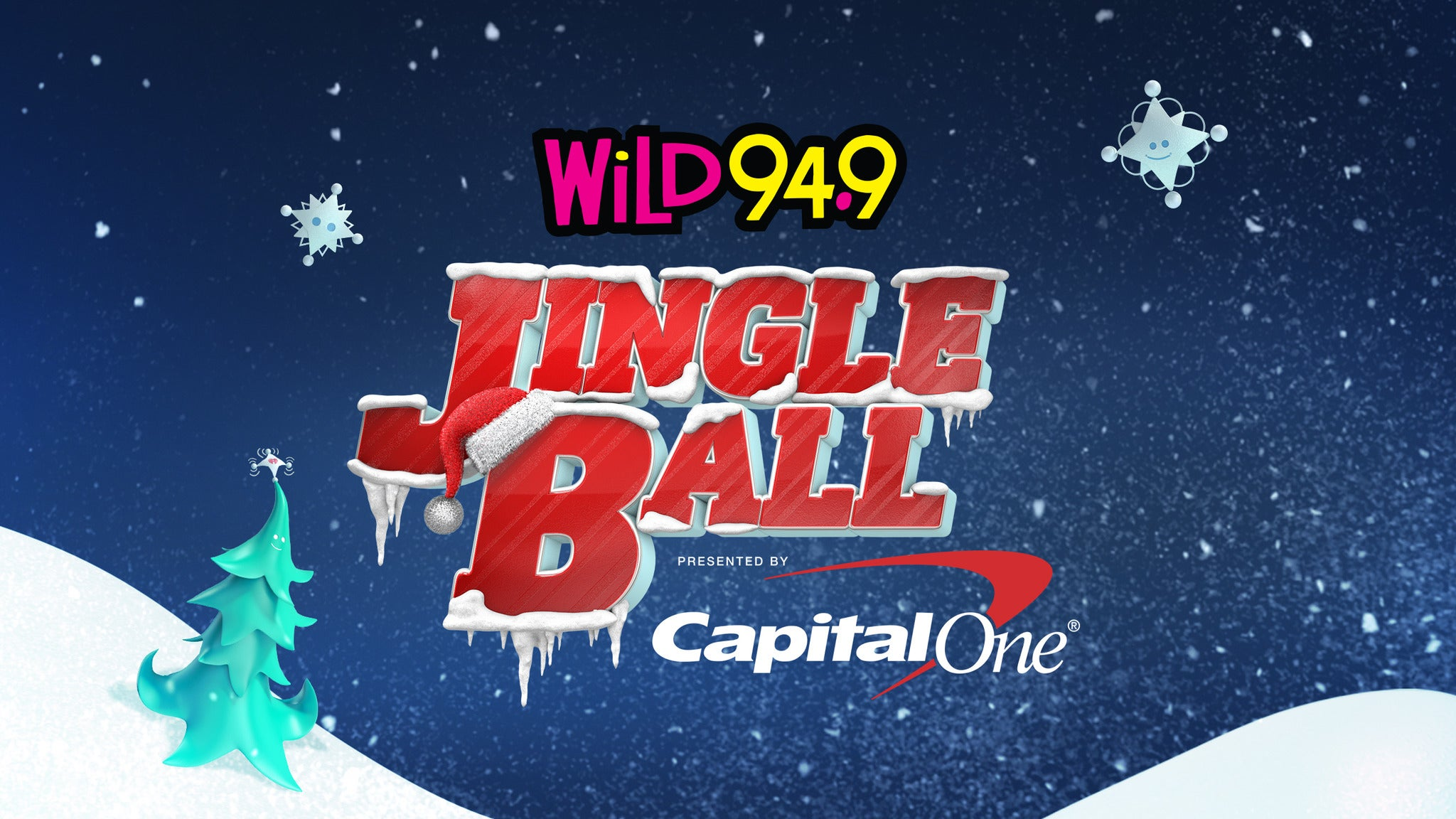image for event 103.5 Kiss Fm's Jingle Ball Presented By Capital One