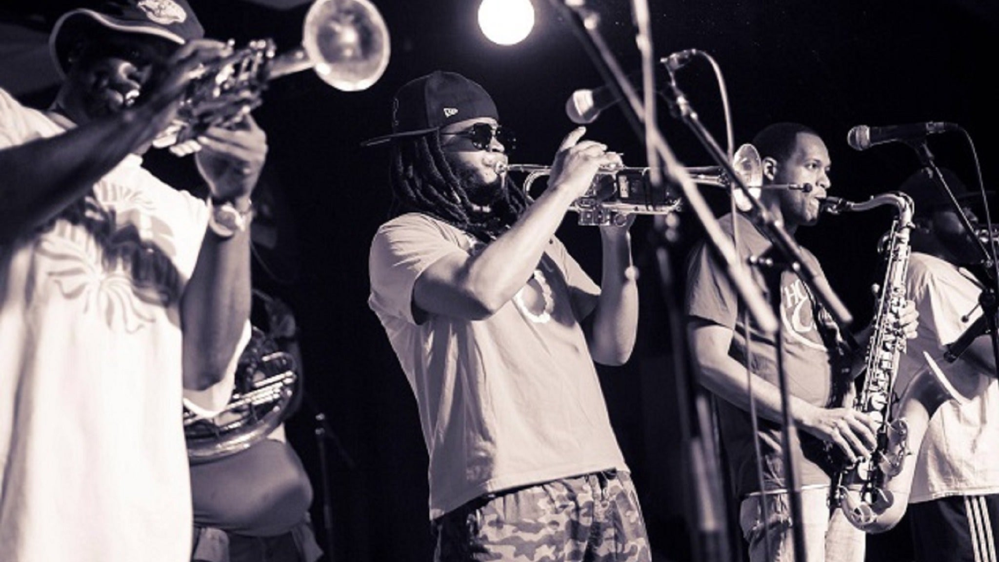Hot 8 Brass Band at Howlin Wolf - New Orleans