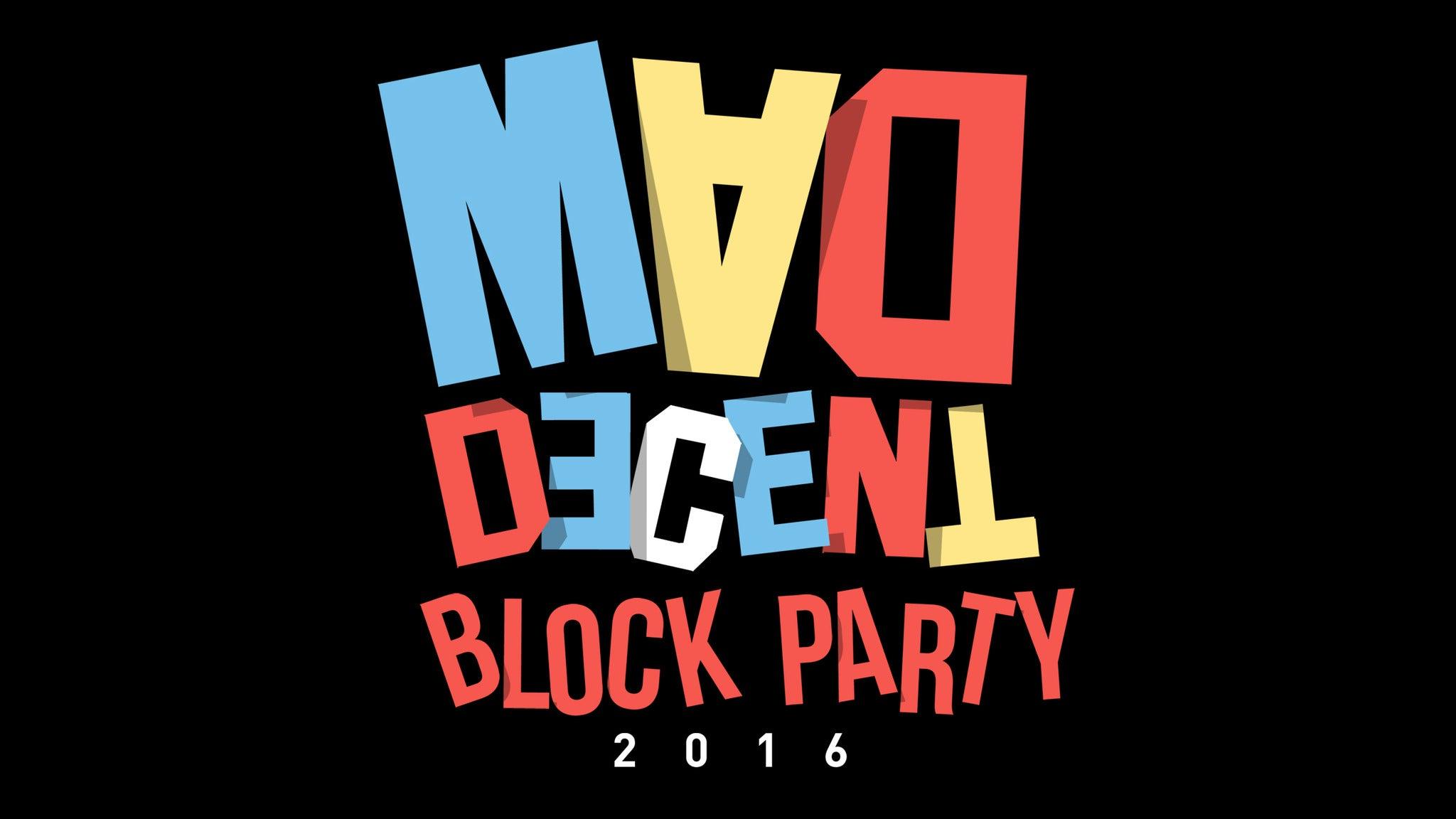Mad Decent Block Party at Revolution Live