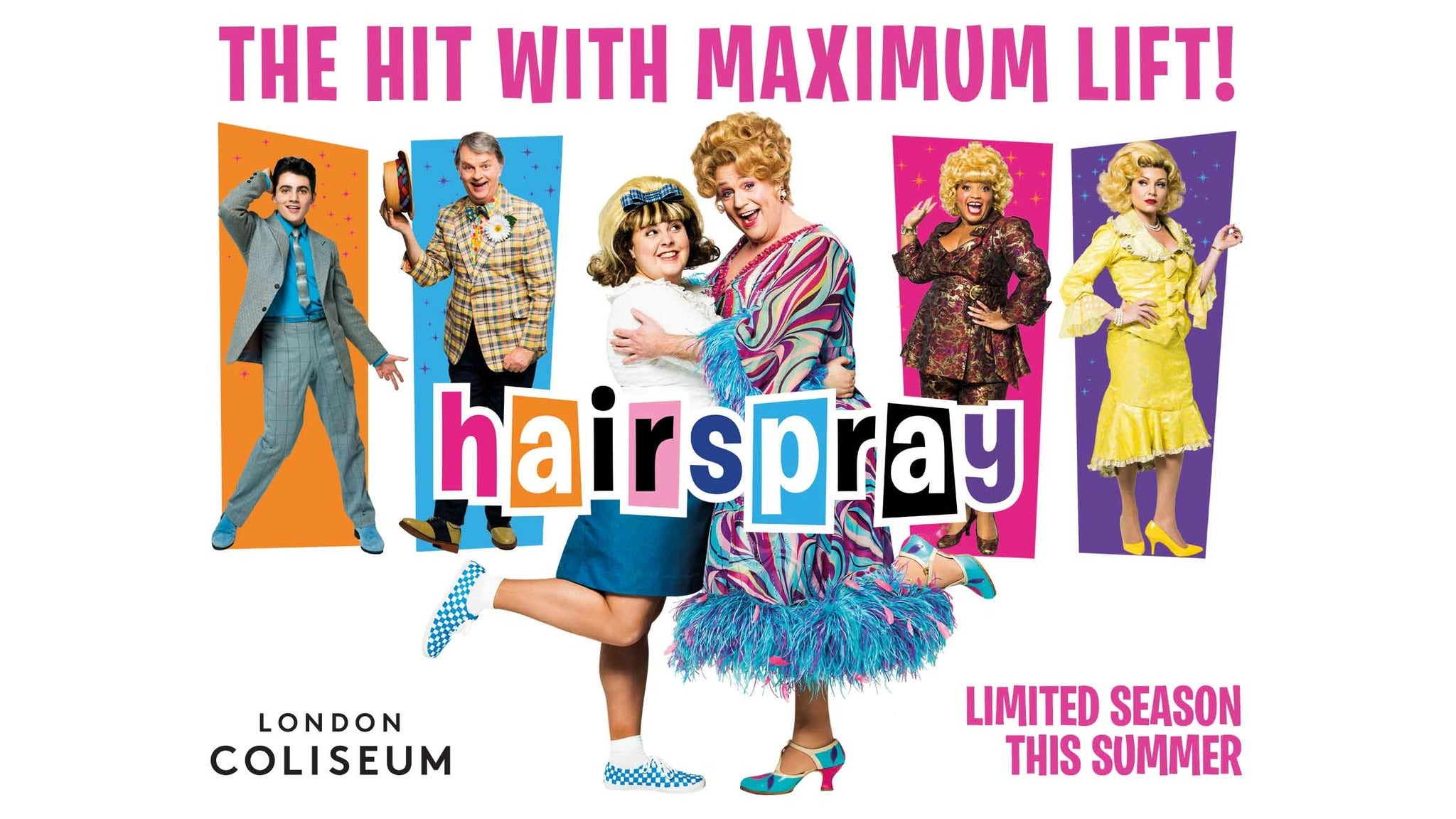 Hairspray Event Title Pic