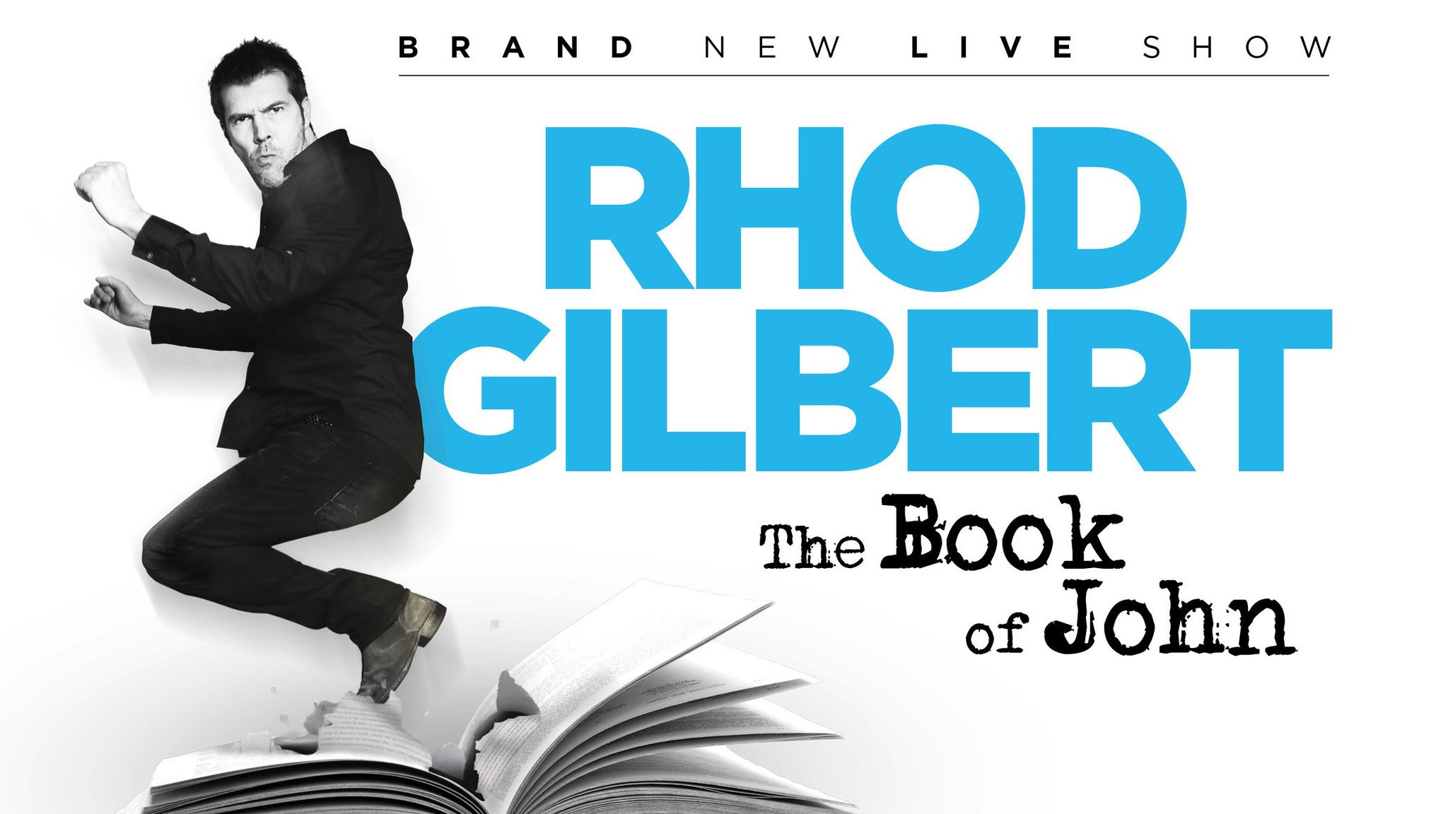 Rhod Gilbert tickets (Copyright © Ticketmaster)