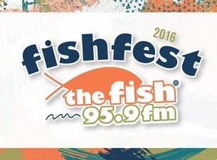 Premium Level Seating: Fishfest 2018