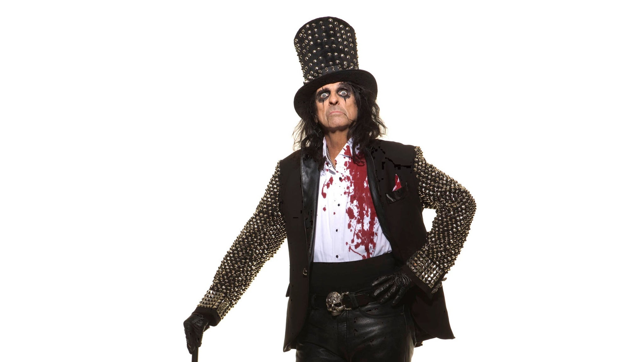 Alice Cooper at Shreveport Municipal Memorial Auditorium