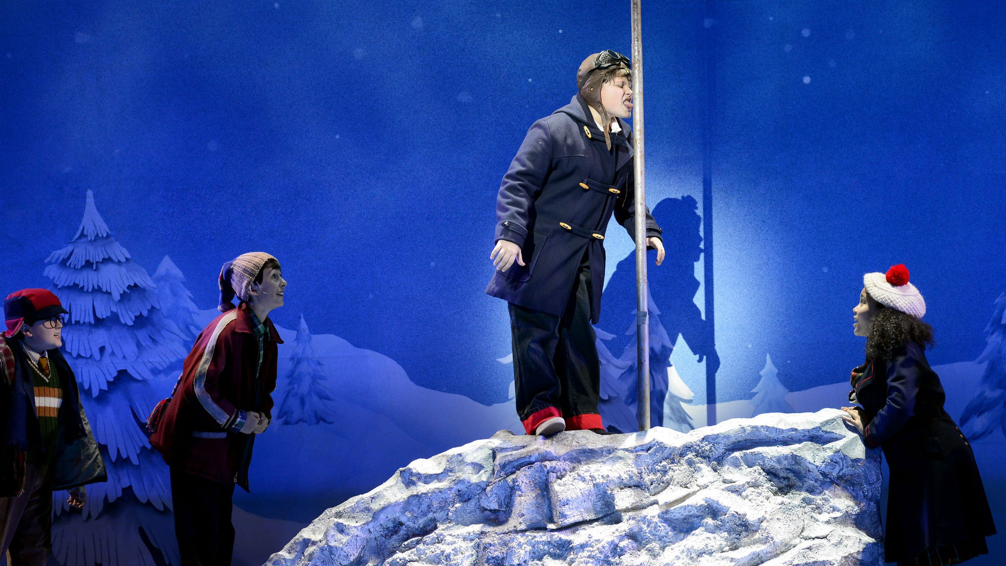 A Christmas Story: The Musical (Touring) at Whitney Hall