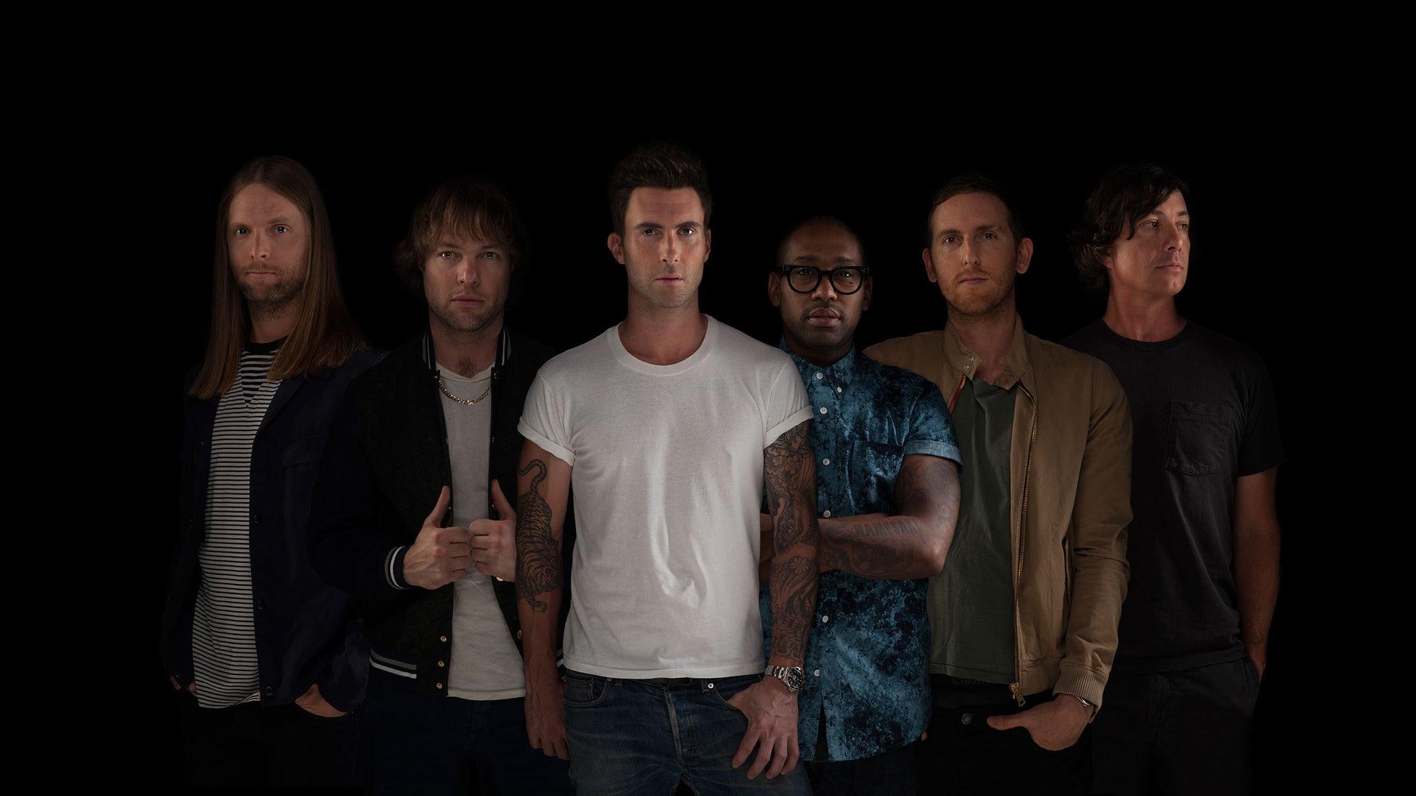 Maroon 5 at Oracle Arena