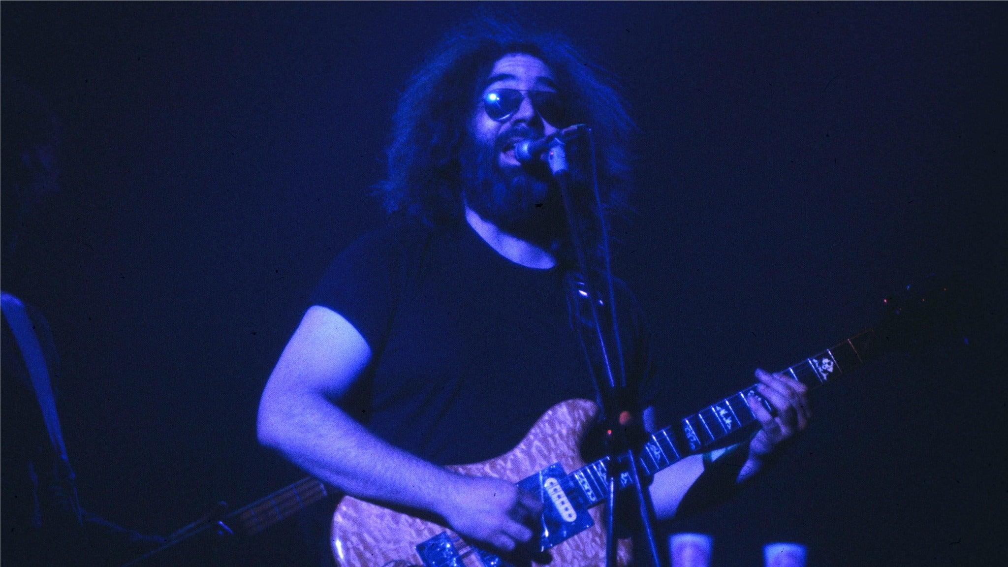 Jerry Garcia at Brea Improv