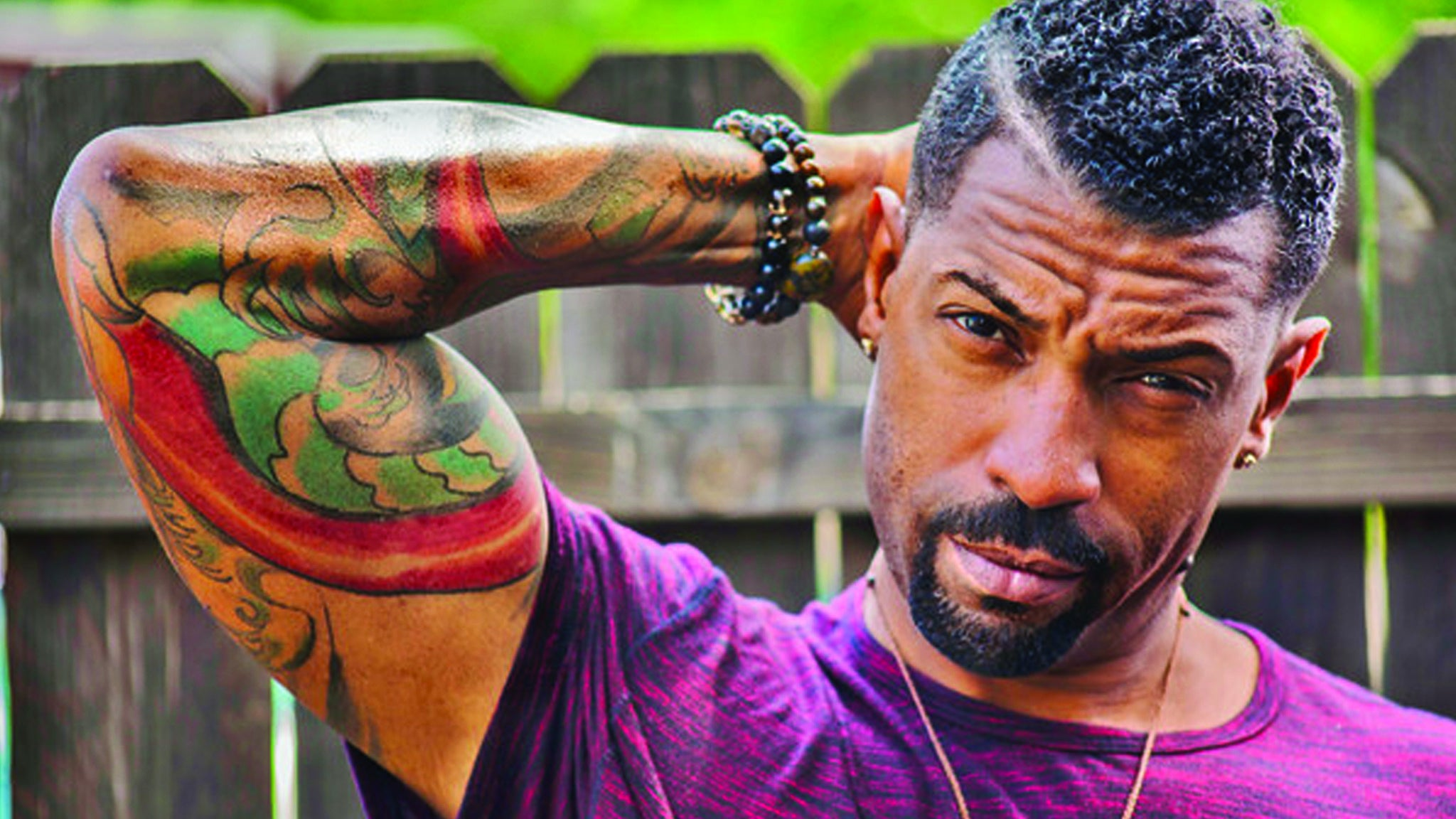 Deon Cole at The Fox Theater at Foxwoods Resort Casino