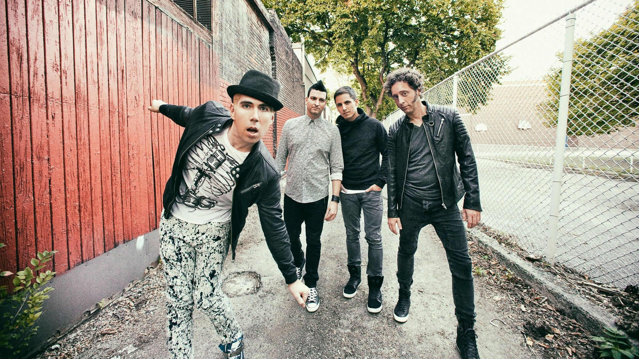 Marianas Trench - Suspending Gravity Tour at Varsity Theater