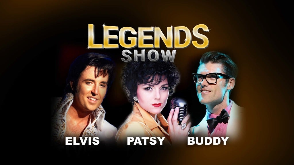Hotels near Legends Show - Buddy Holly, Patsy Cline, Motown And Elvis Events