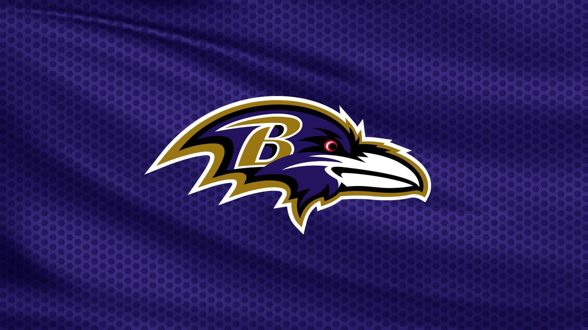 Baltimore Ravens vs. New Orleans Saints